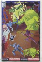 Transformers Vs Visionaries #2 NM Cover B IDW Comics CBX18B