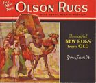 BOOK - Olson Rugs Beautiful New Rugs from Old 1935