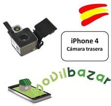 CAMARA TRASERA BACK IPHONE 4 NUEVA SIN HERRAMIENTAS. ENVIO DESDE ESPAÑA