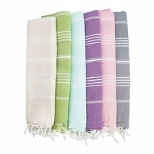 Lotus Extra Large Beach Pool 100% Turkish Cotton Towel 70' X 39'
