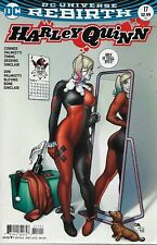 Harley Quinn No.17 / 2017 DC Universe Rebirth / Jimmy Palmiotti & Amanda Conner