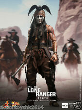1/6 Scale Hot Toys MMS217 The Lone Ranger Box Set IN STOCK