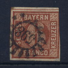Alemania Bayern 1850 6 K # 598 Engranes PMK 3 + Marg