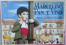 MIRACLE OF MARCELINO PAN Y VINO rare 2sheet movie poster Spanish 1956 VAJDA RARE