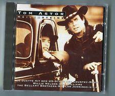 Tom Astor cd MEILENSTEINE © 1995 EU-20-track - Country - DUETTE MIT US-STARS