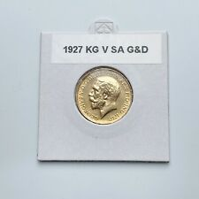 More details for royal mint king george v 22ct gold sovereign sa south africa