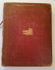 Alexander Nisbet's Heraldic Plates, George Waterston, 1892, Limited Edition