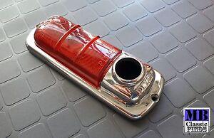 49 50 Plymouth DeSoto Dodge Woody taillight tail light lens bezel PLYAG OEM NOS