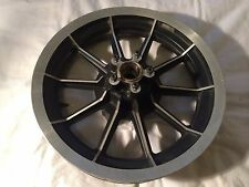 Harley Davidson  16 x 3  10 Spoke Mag FRONT WHEEL RIM
