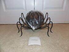 * Longaberger * Wrought Iron (Spider Legs) + Basket (On The Veranda Spider)