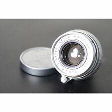 Leica / Leitz Elmar-M 2,8/50 E-39 - Elmar M 50mm F/2.8 Standardobjektiv
