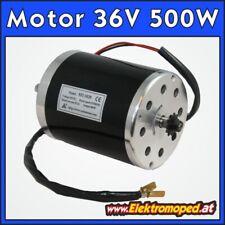 Scooter eléctrico pieza de recambio Engine / Motor 36V 500W Model MY1020