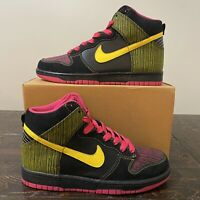 Nike Dunk High 6.0 Wmns Size 7.5 Sb Mid Low Jordan Retro Og Air Force Air Max