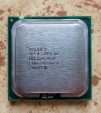 Processeur Intel Core 2 Duo E6320 - 1,86GHz - Socket 775 - Bus 1066MHz