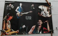 U2  POSTER ANNI 80  68x100
