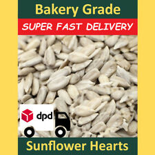 More details for sunflower hearts wild bird food *no mess* premium bakery grade dehulled seeds