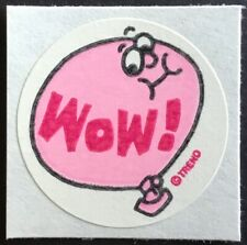 Vintage Trend MATTE Scratch & Sniff Sticker - Bubble Gum - Mint!!