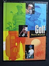 Golf (Top Sport) [Jan 01, 1998] Blackall, Bernie