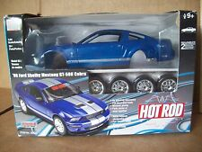 HOT ROD CLASSIC METAL DIECAST 06 MUSTANG SHELBY COBRA GT500