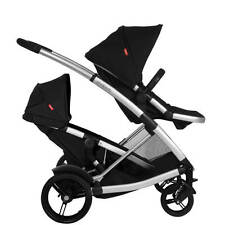 phil&teds Double Seat Pushchairs & Prams