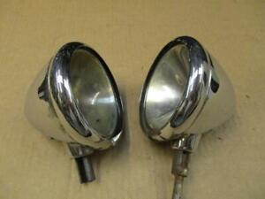 1930s Pierce Arrow Running Park Lights Parts