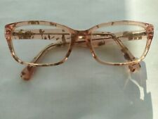Dolce & Gabbana Eyeglasses Transparent Pink DG1249 2610 53 16 135