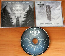 Iceland - Old Temples of Pagan Gods CD, Veles,Evilfeast, Dub Buk,Temnozor