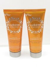 Lumene Nordic-C Vitamin C Peeling Mask - 2.5 fl oz Lot Of 2