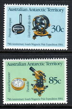 AAT 1984 South Magnetic Pole Expedition 75th anniversary