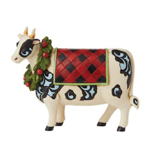 Holy Cow! It's Christmas! Country Christmas Cow