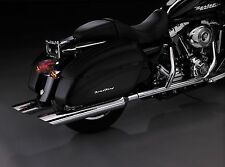 NATIONAL CYCLE N41412 PEACEMAKERS EXHAUST H-D SOFTAI L EXCEPT FAT BOY/DEUCE