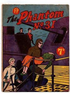 NEW ZEALAND  PHANTOM NO  31   1952  FINE