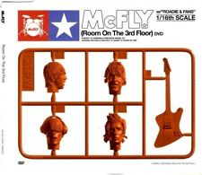 McFLY Room on the 3rd Floor    4 TRACK DVD / CD  NEW - NOT SEALED   + POSTER