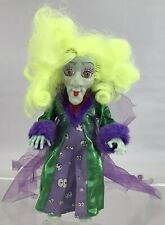Vintage Moon Dreamers Evil Queen Scowlene Doll Villian Glows In The Dark Rare