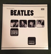 THE COMPLETE BEATLES RECORDING SESSIONS EMI The Abbey Road years 1962-1970
