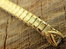 NOS Watch Band Vintage Ring End Expansion Gold Filled Ladies Unused Speidel