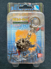 Bandai 1999 Digimon Digicollekeychain No.9 Pukumon Keychain Mini Figure Japan JP