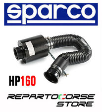 UNIVERSAL SPARCO AIRBOX - HP160 - REAL CARBON FIBER AIR FILTER - 030HP160