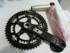 Rotor 3D Plus 175mm 52/36 NoQ Chainrings 3D+
