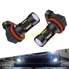2X H11 H8 H9 80W LED Lampen Angel Eyes Ringe Standlichtringe BMW E90 E91 E92 E93