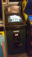 Touch Master 7000 Vintage Merit Midway Coin-op Video Arcade Game, Bad Screen.