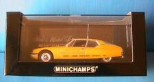 CITROEN SM 1970 URIC UNITE RAPIDE D'INTERVENTION CHIMIQUE MINICHAMPS 400111091