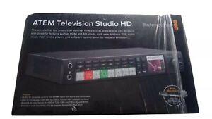Blackmagic atem studio HD TV