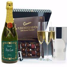 Valentine's Day Champagne Gift basket