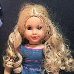 Historical Custom Julie American Girl Doll