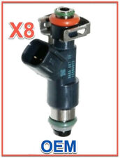 8 Fuel Injectors ACDelco GM Original Equipment REPLACE OEM # 12594512 5.3L V8
