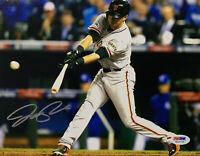 San Francisco Giants Joe Panik Signed 8x10 Photo - Autographed PSA DNA COA 2