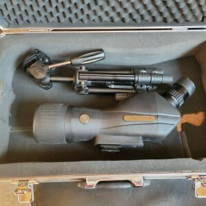 Leupold SX-1 Ventana 15-45x60mm Spotting Scope Kit