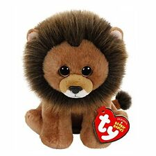 "Ty 6"" Beanie Babies Cecil the Lion 2015 Limited Edition Mwmt's New w/ Mint Tags!"