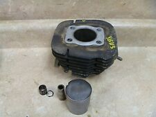 Yamaha 125 DT ENDURO DT125-A Used Engine Cylinder & Piston Kit 56mm 1974 YB113